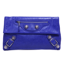 Clutch Agneau Giant 21 Envelope Clutch