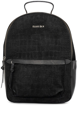 Backpack Ellus Croco - 47ZW166