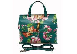 Bolsa Bamboo Daily Top Handle Blooms Print