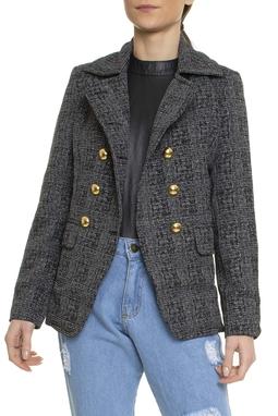 Blazer Taj Tweed - DG17007