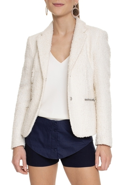 Blazer Tweed Off White - DG15311