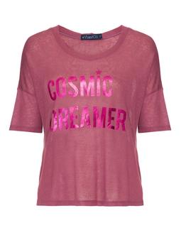 Blusa Cosmic Dreamer Vinho