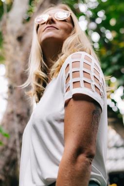 Blusa Joana Off White