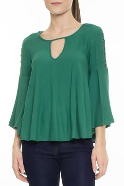 Blusa ML Verde - DG15292