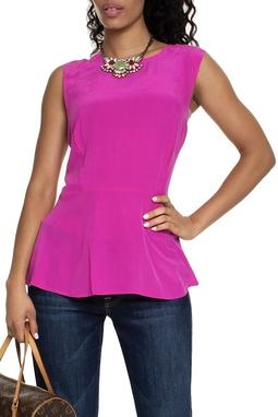 Blusa Sem Mangas Pink - DG15655