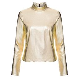 Blusa Space Dourado