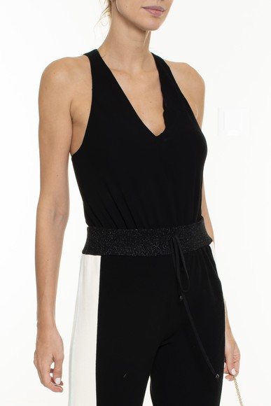 Body Amanda Liso Preto - DG16301 Animale