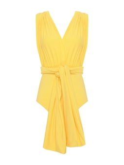 Body Playsuit Era - Amarelo USTL