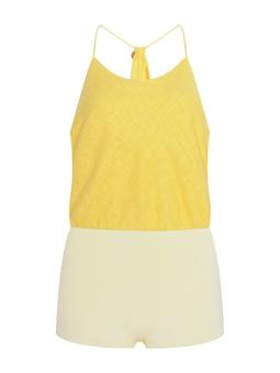 Body Reine - Amarelo  USTL