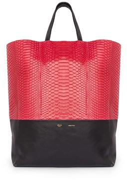 Bolsa Cabas Python Bag BGM