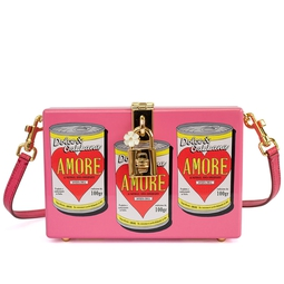 Bolsa Clutch Can of Amore Box