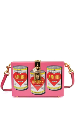 Bolsa Clutch Can of Amore Box