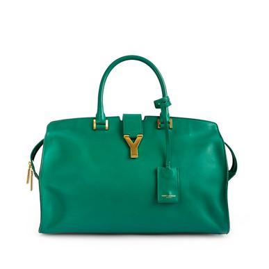 Bolsa Cabas Y Verde - DG17021 YSL