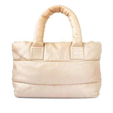 Bolsa Cocoon Metalizada - DG17022 Chanel