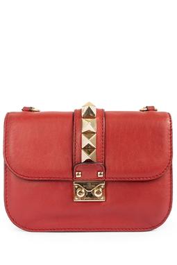 Bolsa Glam Lock Vermelha - DG16874