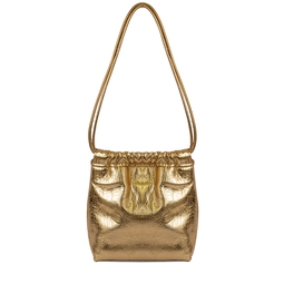 Bolsa Mini Dourada - DG16030
