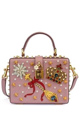 Bolsa Magic Wand Bag Cravejada Rose