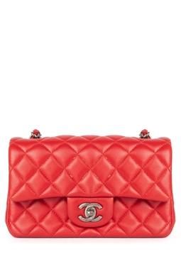 Bolsa Mini Vermelha - DG18413