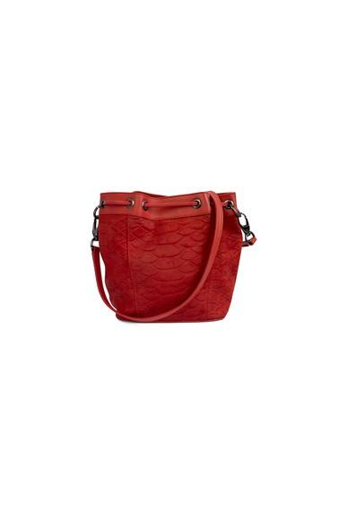 Bolsa Saco Vermelha - DG15545 Carlos Miele