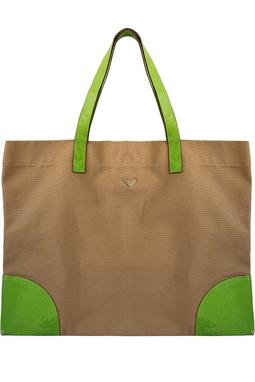 Bolsa Shopper Canvas Tote - DG15236