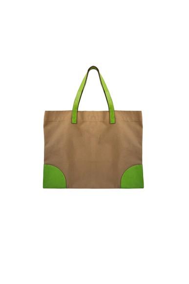 Bolsa Shopper Canvas Tote - DG15236 Prada