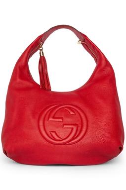 Bolsa Soho Hobo Leather Bag BGM