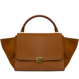 Bolsa Trapeze Caramelo - DG15855
