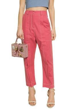 Calça Dunk Popeline - Pink USTL