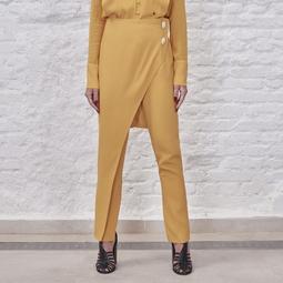 Calça Darcy Amarelo