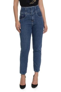 Calça Jeans Cintura Alta - DG17043