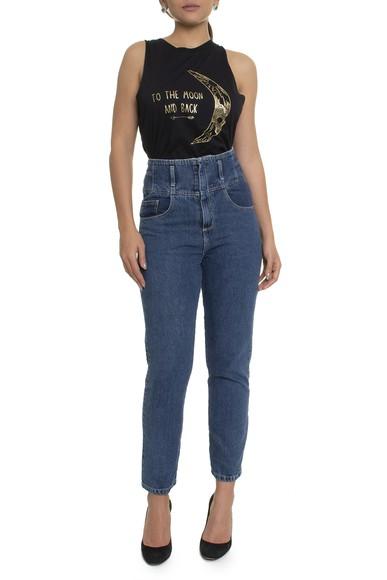 Calça Jeans Cintura Alta - DG17043 Framed