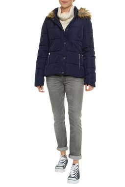 Calça Jeans Cinza Skinny - DG14750