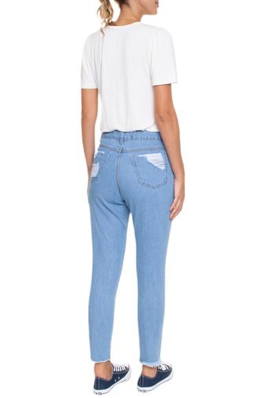 Calça Jeans Clara - DG16529 Curadoria Dress & Go
