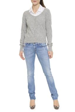 Calça Jeans Clara Reta - DG15860
