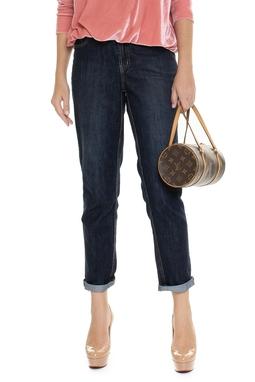 Calça Jeans Escuro Skinny - DG15528