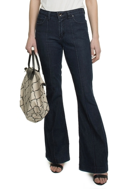 Calça Jeans Flare - DG17738