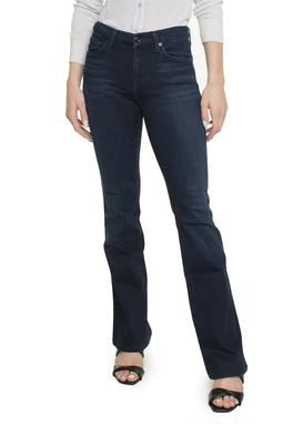 Calça Karah Bootcut Jeans Escuro - DG18155