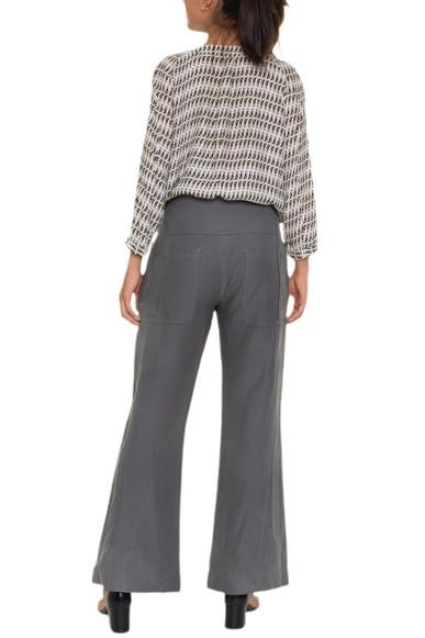 Calça Pantalona Assimétrica - DG16708 Cris Barros