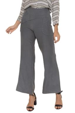 Calça Pantalona Assimétrica - DG16708