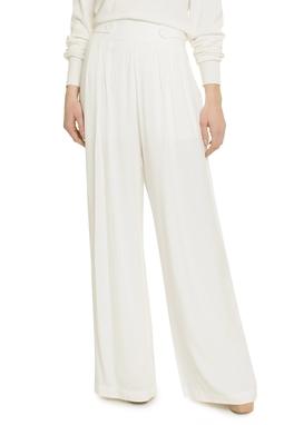 Calça Pantalona Branca - DG17774