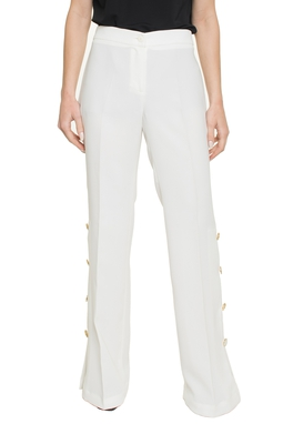 Calça Pantalona Branca - DG18245
