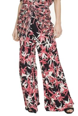 Calça Pantalona Estampada - DG18258