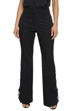 Calça Pantalona Preta - DG18241
