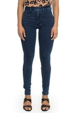 Calca Skinny Jeans Medio - ANM25012910