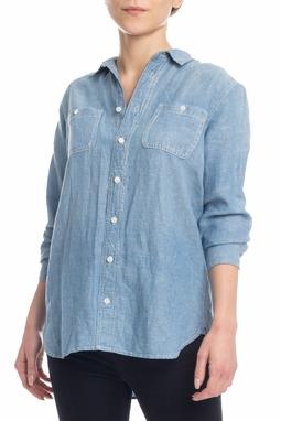 Camisa Azul - DG18326
