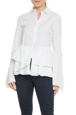 Camisa Babados - DG18057