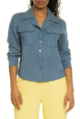 Camisa Celete Azul - DG17418