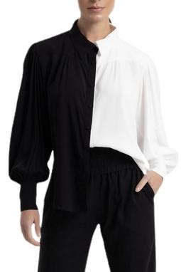 Camisa Ela ML PB - DG17013