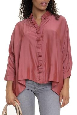 Camisa Goiaba Com Detalhe - DG15685