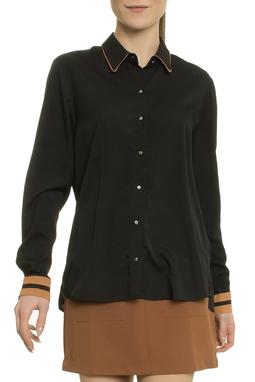 Camisa Punho Bicolor - CI9C1B510